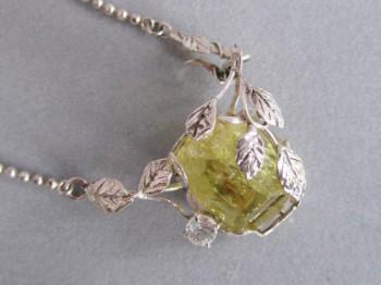 アパタイト(燐灰石)ネックレス