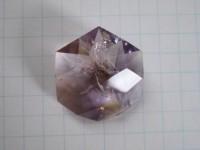 アメトリン(六角直径約2cm)のルース